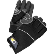 Bellingham Glove C7599XXL Gray Leather, XXL