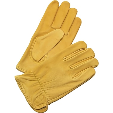 Bellingham Glove C2353M Yellow Women's Leather, Medium