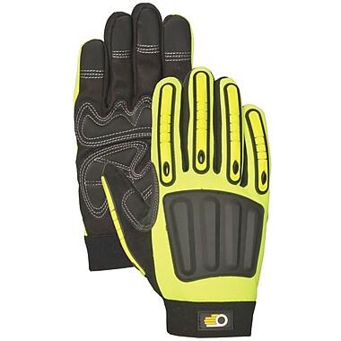 Bellingham Glove C7998M Green Leather, Medium