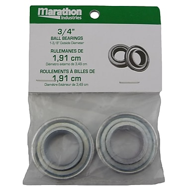 Marathon Industries 60010 Ball Bearings, 3/4