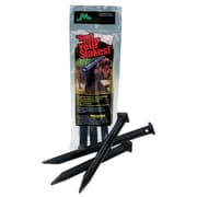 "Master Mark Plastics 12103 10"" ABS Anchor Stakes"