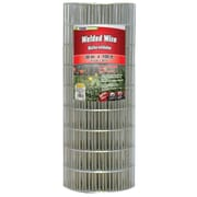 """Midwest Air Technologies 308311B Galvanized Welded Mesh Fence, 36"""" x 100'"""