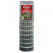"""Midwest Air Technologies 308312B Galvanized Welded Mesh Fence, 48"""" x 100'"""