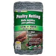 """Midwest Air Technologies 308418A 1"""" Mesh Poultry Netting, 12"""" x 150'"""