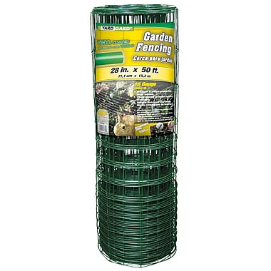 Midwest Air Technologies 308376B Garden Fencing, 28