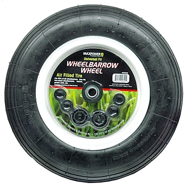 Maxpower 335268 Wheelbarrow Wheel