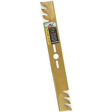 Maxpower Precision Parts 33198 Universal Gold Commercial Mulching Blades
