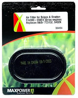 Maxpower Precision Parts 334404 Air Filter for Briggs & Stratton 1260714