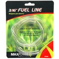 Maxpower Precision Parts 334287 3/16in. X 2' Clear Fuel Line