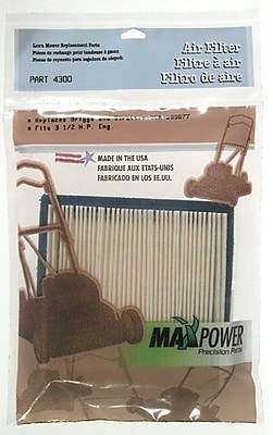 Maxpower Precision Parts 334300 Air Filter 1260543