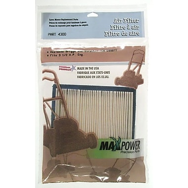 Maxpower Precision Parts 334300 Air Filter