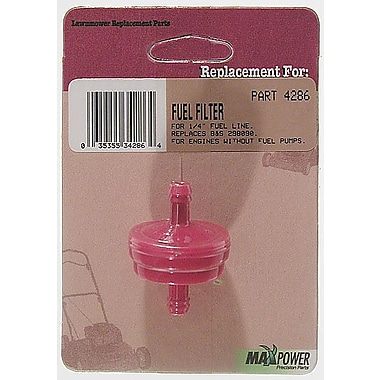 Maxpower Precision Parts 334286 1/4
