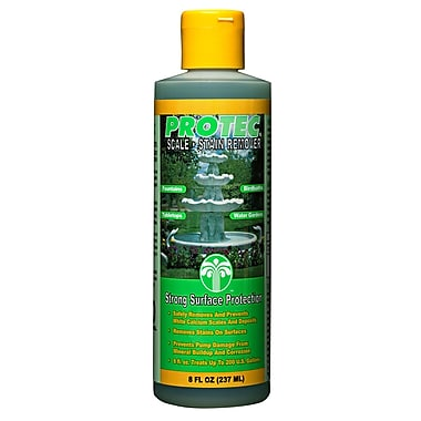 Easy Care Protec Scale and Stain Remover, 8 oz.