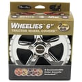 Good Vibrations 18 Tractor Wheel Covers
