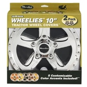 Good Vibrations Tractor Wheel Covers