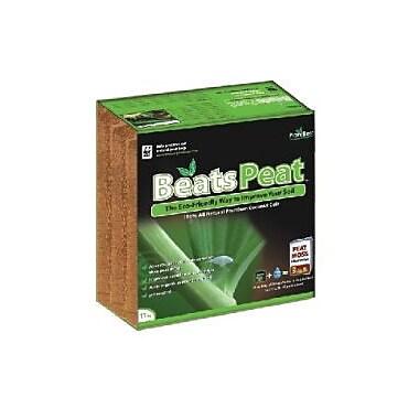 Planters Pride RZP30410 11 lbs. Beats Peat, Brown