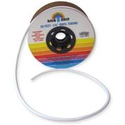 """Raindrip 1/4"""" x 50' Drip Watering Poly Tubing, White"""