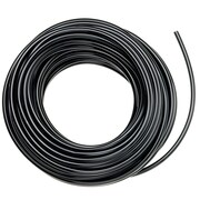 "Raindrip 1/4"" x 50' Drip Watering Poly Tubing, Black"