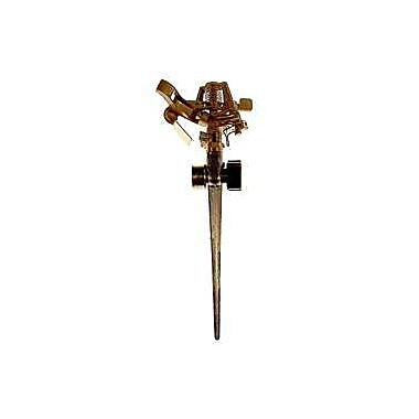 Orbit 58019N Impact Sprinkler On Zinc Spike