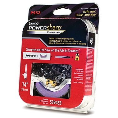 Oregon PS52 PowerSharp Replacement Saw Chain, 14