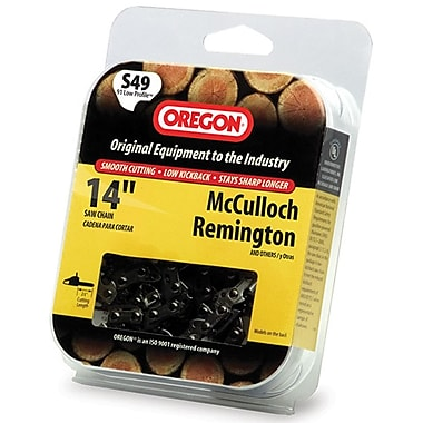 Oregon S49 Semi Chisel Cutting Chain, 14
