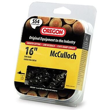 Oregon S54 Semi Chisel Cutting Chain, 16