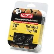 "Oregon S60 HD Semi Chisel Cutting Chain, 18"""