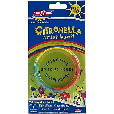 PIC Corporation BAND Citronella Wrist Band