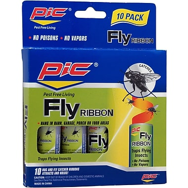 PIC FR10B Fly Ribbon Bug and Insect Catcher