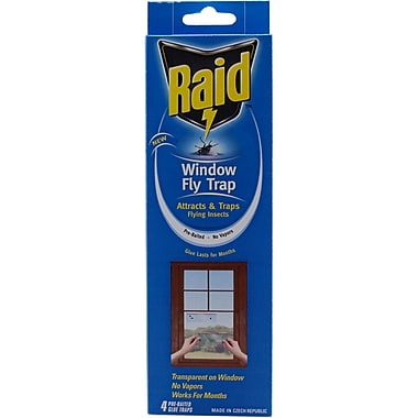 PIC FTRP-RAID Count Raid Window Fly Trap