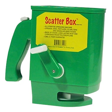 Plantmates 76500 Green Scatter Box