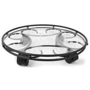 Plastec Products Saucer Caddy