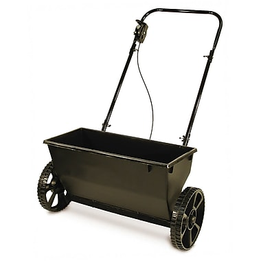Precision Products DS1000KDGY Gray Drop Spreader