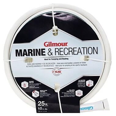 Gilmour 12012025 Marine & Recreation Hose, 25'