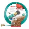 Gilmour 270142 Flat Three Tube Sprinkler/Soaker Hose, 50'