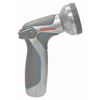 Gilmour 400GWT Heavy-Duty Stainless Steel Thumb Control Nozzle