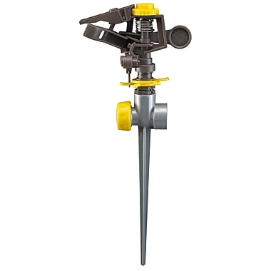Nelson 50201 Plastic Head and Metal Spike Rotary Sprinkler
