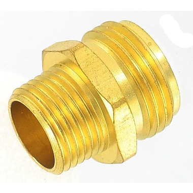 Gilmour 7MH7MH Double Male Hose Connector