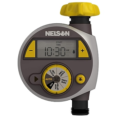 Nelson 56607 Electronic Timer, Single Outlet