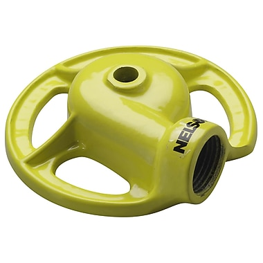 Nelson 50950 Circular Pattern Stationary Sprinkler, Green