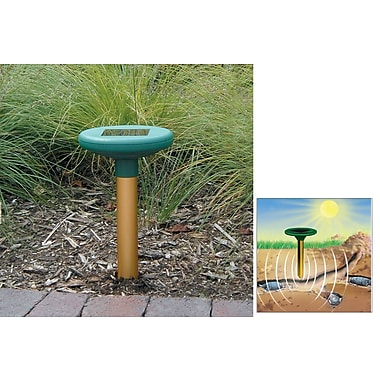 Smart Garden 90400RM1 Solar Mole & Gopher Chaser