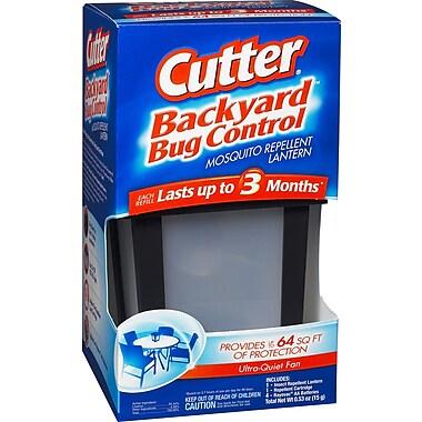 cutter 96176 backyard bug control mosquito repellent lantern staples