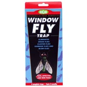 SpringStar Inc. S534 Window Fly Traps, 4 Count