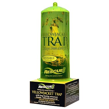 Rescue YJTR-DT12 Reusable Yellow jacket Trap