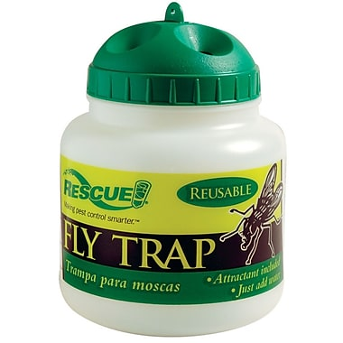 Rescue FTR-DT12 Fly Trap Attractant