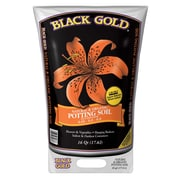 Black Gold 1402040 16 QT U Quart All Organic Potting Soil