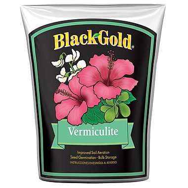 Black Gold 1490202 Vermiculite, 8 qt.