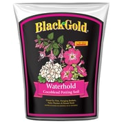 Black Gold 1402030 Waterhold Cocoblend Potting Soil, 8 qt.
