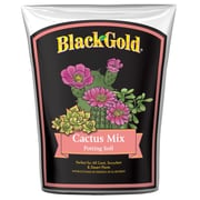 Black Gold 1410602 Quart Cactus Mix, 8 qt.