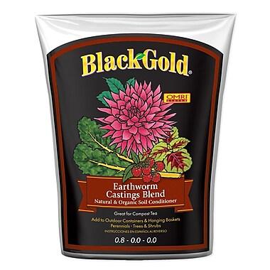 Black Gold 1390302 Organic Orchid Bark Medium Fertilizer, 16 qt.